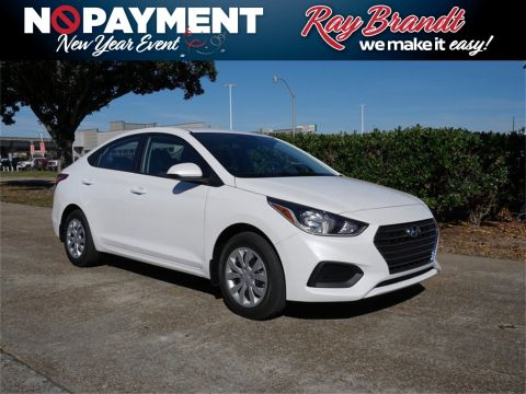New 2020 Hyundai Accent SE FWD 4D Sedan