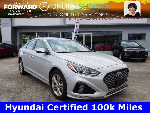 Certified Pre-Owned 2019 Hyundai Sonata SEL FWD 4D Sedan
