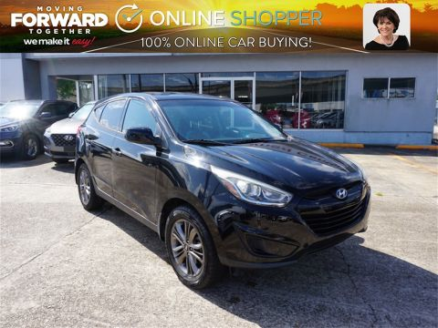 Pre-Owned 2014 Hyundai Tucson GLS FWD 4D Sport Utility